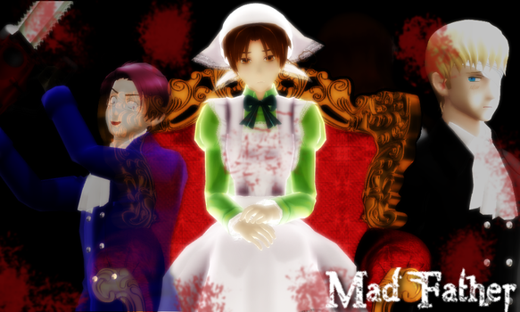 .:Mad Father:. by Muxyo
