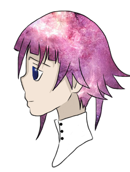 Galaxy Crona by sillywall