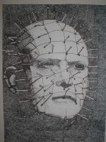 Pinhead Stippling by AmberTDD