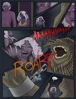 Coal Phoenix Page.3 by darklightartist
