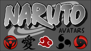 Naruto Avatars by Toukijin
