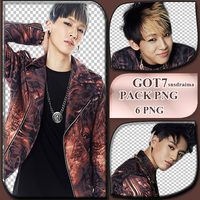 GOT7 PNG PACK #3 by SNSDraimakim