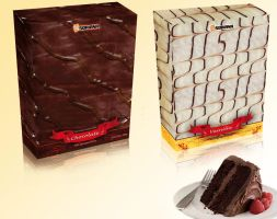 Chocolate packaging by neneholic