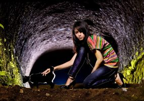 The Cave by widjita
