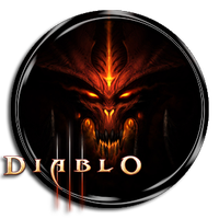 Diablo III Icon by Troublem4ker