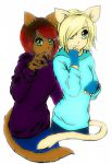 Commision : Female Furries by Lulztroll87