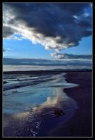 Reflections in the sand N 1 by minotauro9