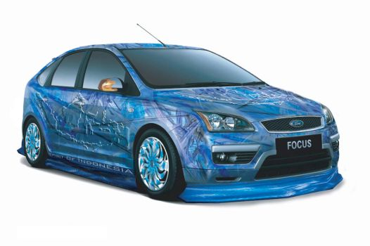 For Ford Focus Competition by murdox