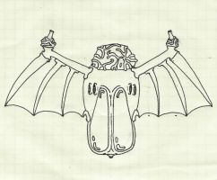 Hell-Bird Glider by dracorotor