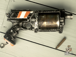 Nerf Maverick Mod 4 by Infernomonster