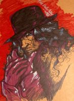 The Undertaker by Valtristus