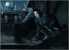 Midnight Stalkers by Isriana