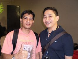 with Michael V. by force2reckon