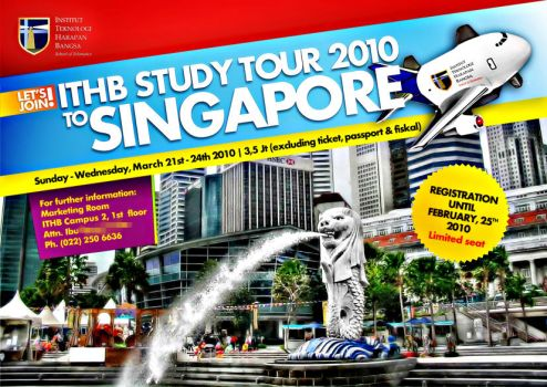 STUDY to SINGAPORE by bayoukansil