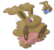 FAKEMON: HUFFLOP by mssingno