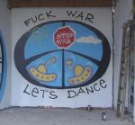 fuck war lets dance by kekereke