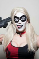 Harley by MissSinisterCosplay