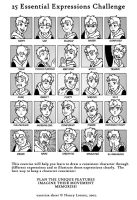 Kios 25 Expressions by Godsartist