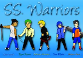 SSWarriors by Shimgu