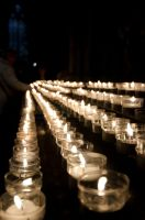 Candle light by GuadianAngel