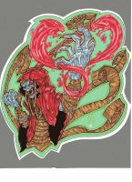 Mumm-Ra...the Ever...LIVING by McMillen