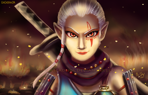 Impa by Cascadena