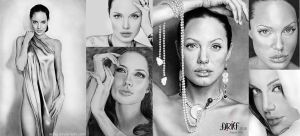 Happy Birthday Angelina Jolie by riefra