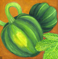 gouache squash by theRast