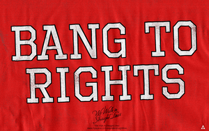Bang To Rights by pepperberetta