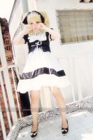 [Kagamine Rin] Maid (11) by Book-No00