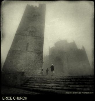 erice church by ohyouhandsomeDevil
