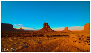 Monument Valley Drive by jaydoncabe
