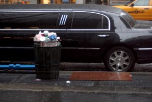 Trash and Limousine by dareme