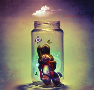 Jar of Innocence.. by infected-pixel