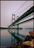 Tacoma Narrows by pbredow