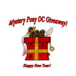 Mysterious OC Giveaway! Till 3rd January by Pimander1446