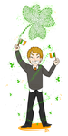Happy St-Patrick's day by Feiring