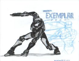 Project: EXEMPLAR After by WMDiscovery93