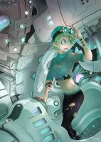 Color Me Cyber by Channel-Square