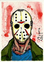 LTSC- Jason Voorhees by GilTriana