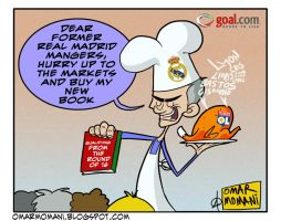 Mou the cook by OmarMomani
