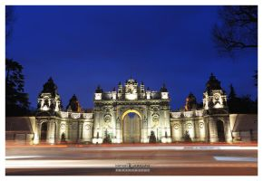 dolmabahce by lokmank