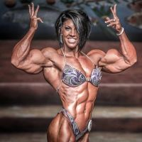 Dana Linn Muscled Up by Turbo99