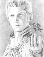 Balthier Mid Bunansa by friedChicken365
