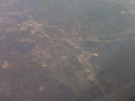 Home From Above - Oct 7 by Qphacs