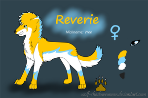 Reverie Ref by Wolf-Shadowrunner