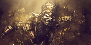 Aztek Warrior by SoberDreams