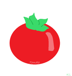 Tomato, Tomate by GhostQueen-CHB
