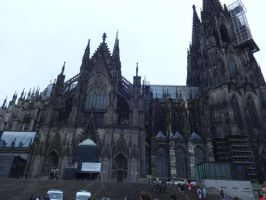 Hohe Domkirche St. Peter und Maria) by Linnea-Rose