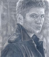 Dean Winchester by LadyLovan